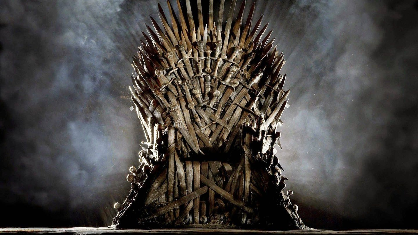 Game Of Thrones Thron