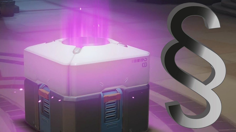 Lootboxen Glücksspiel