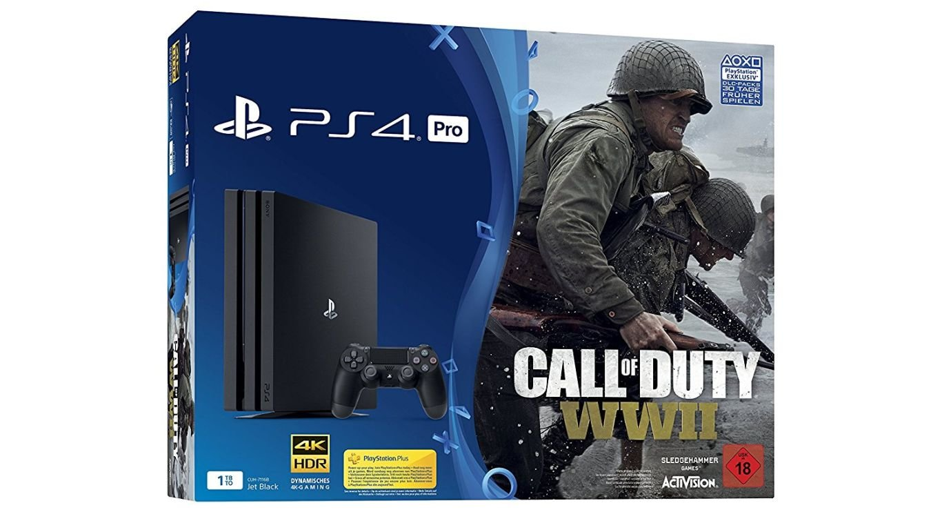 Crucial Mx300 Mit 525 Gbyte Ps4 Pro Mit Call Of Duty Ww2 Top11