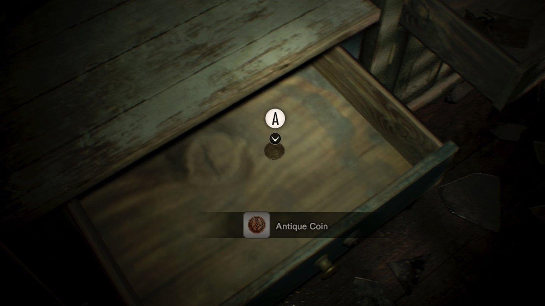 Resident Evil 7 Fundorte Aller Antiken Münzen