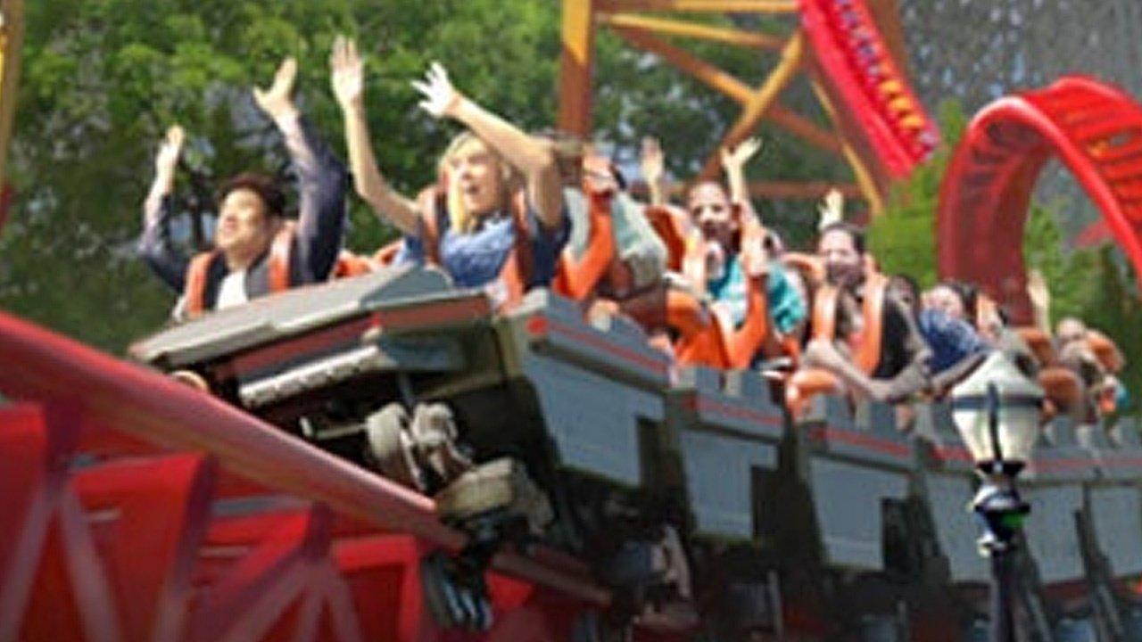 Rollercoaster Tycoon World - Release-Chaos: Spiel