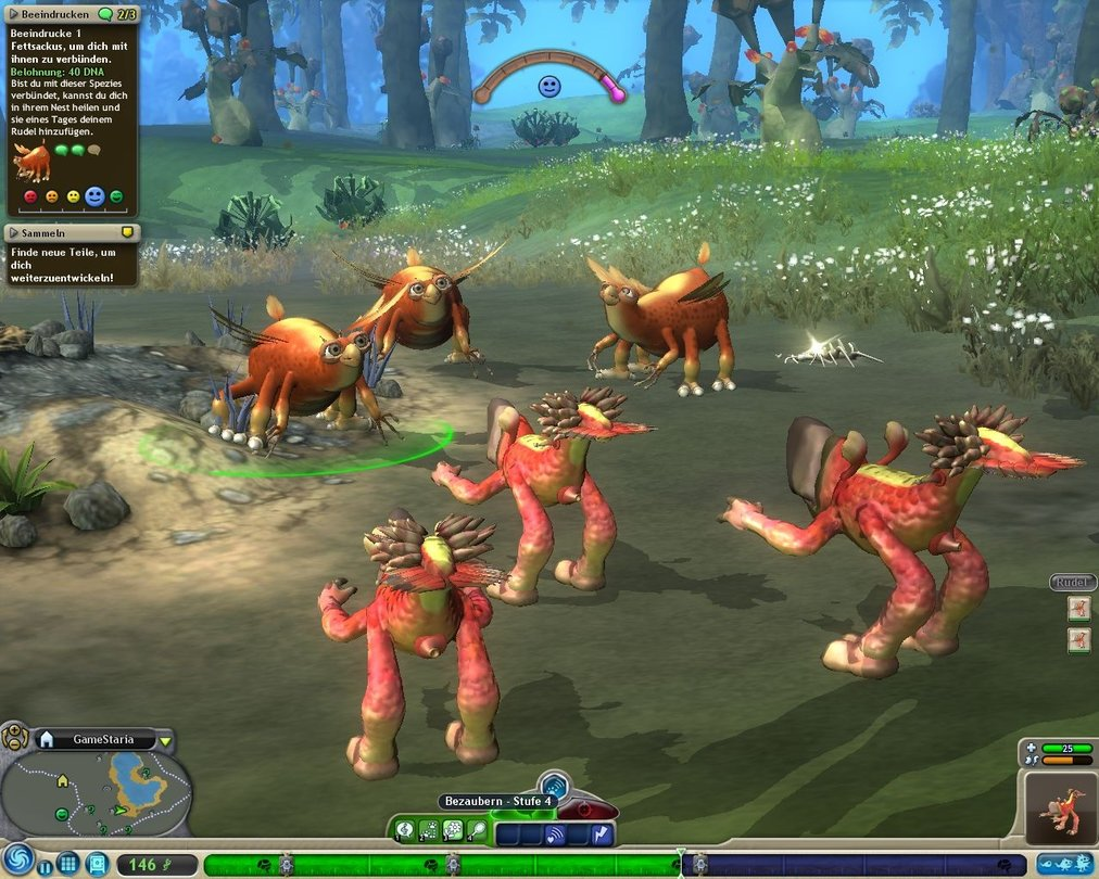 Spore Review Of Eas Huge Construction Kit Game Im Test Review Of