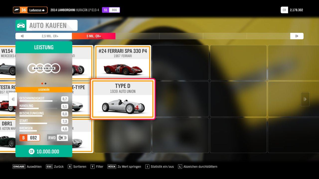 Forza Horizon 4 Das Sind Die Teuersten Autos