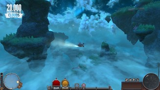 20.000 Leagues Above the Clouds - Screenshots