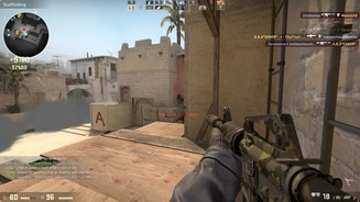 <b>Counter-Strike: Global Offensive</b><br>Mirage gab's schon als Community-Map fürs alte CS.
