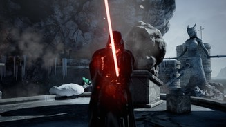 Darth Vader in Unreal Engine 4