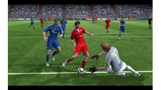 FIFA 11Screenshots aus der PC-Version von FIFA 11.