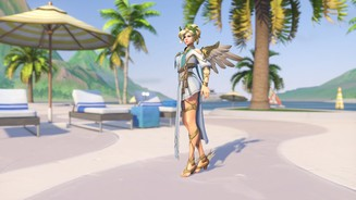"<b>Overwatch Summer Games 2017</b><br>Mercy ""Winged Victory"""
