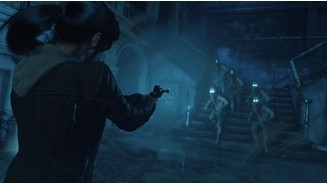 Rise of the Tomb RaiderScreenshots aus dem DLC »Laras Nightmares«