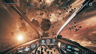 Screenshots aus der Beta - Everspace