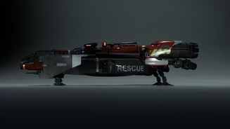 Star Citizen: Cutlass Red