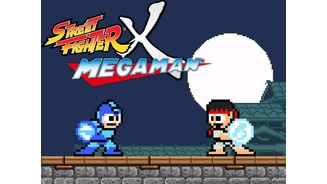 Street Fighter X Mega Man