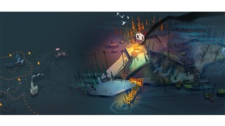 The Flame in the Flood - Artworks