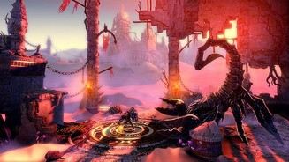 Trine 2: Complete StoryScreenshot von der PlayStation-4-Version