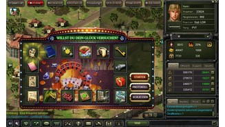 <b>War2Glory</b><br>Screenshot aus dem Browser-Strategiespiel