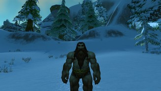 <b>World of Warcraft: Warlords of Draenor</b><br>Männlicher Zwerg nach dem Addon