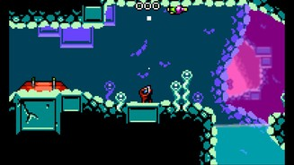 Xeodrifter - Screenshots