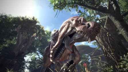 Monster Hunter World - Ultra-Widescreen-Support kommt morgen