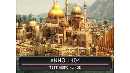 Anno 1404 - Test-Video: Review zum Aufbau-Hit