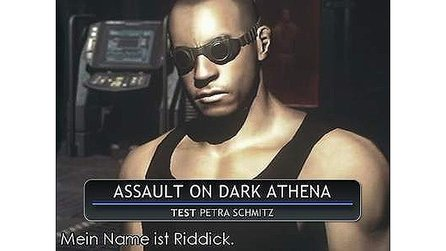 Chronicles of Riddick: Assault on Dark Athena - Test-Video zum Riddick-Shooter