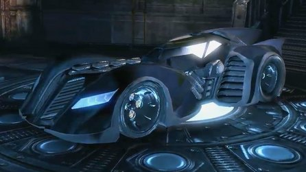 Batman: Arkham City - Trailer: Challenge Map Pack mit Batcave, Carnival & Iceberg Lounge