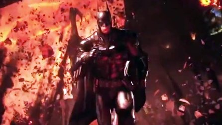 Batman: Arkham Knight - Trailer zu den Scarecrow Nightmare Missions