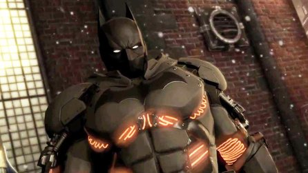 Batman: Arkham Origins - Release-Trailer zum DLC »Cold, Cold Heart«
