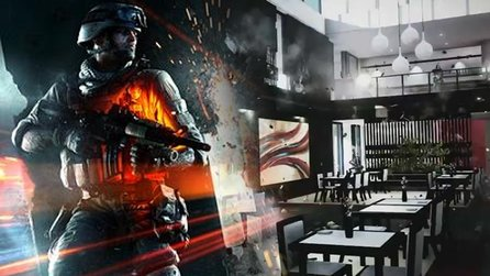 Battlefield 3: Close Quarters - Gameplay-Trailer zu »Ziba Tower« aus dem 2. DLC-Pack