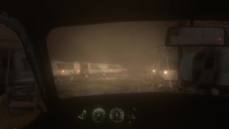 Beware - Driver trifft Silent Hill: Gameplay-Video zum Horror-Fahrspiel.