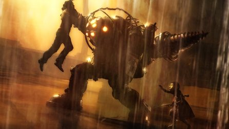 Bioshock 2 - Test-Video: Action-Wiedersehen in Rapture