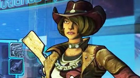 Borderlands: The Pre-Sequel - Charakter-Trailer: Die Scharfschützin Nisha