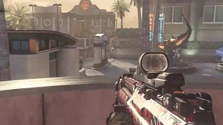 Call of Duty: Ghosts - Gameplay-Szenen der Onslaught-DLC Maps