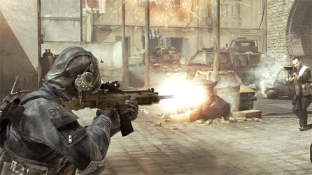 Call of Duty: Modern Warfare 3 - Unkommentierte Multiplayer-Spielszenen