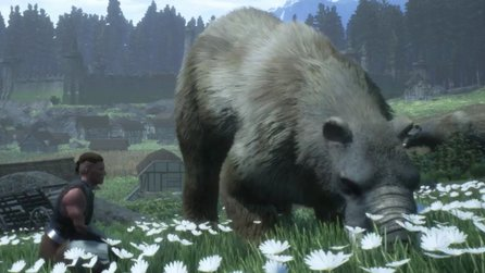 Chronicles of Elyria - Gameplay-Trailer zeigt Animationen der Tiere