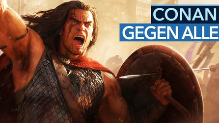 Conan Unconquered - Test-Video zur They-Are-Billions-Alternative