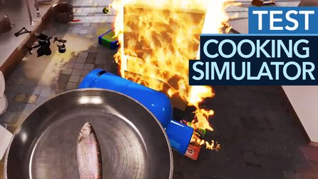 Cooking Simulator - Test-Video zur wilden Koch-Simulation