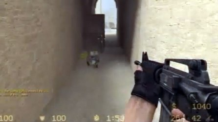 Counter-Strike: Source - Test-Video