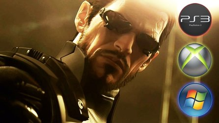 Deus Ex: Human Revolution - Grafikvergleich: PC vs. Xbox 360 & PlayStation 3