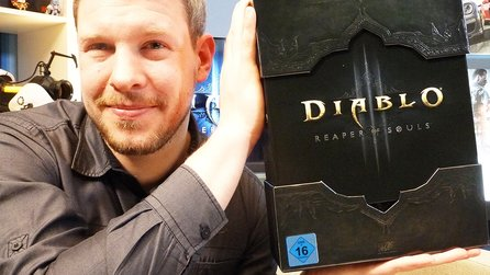 Diablo 3: Reaper of Souls - Boxenstopp zur Collector's Edition