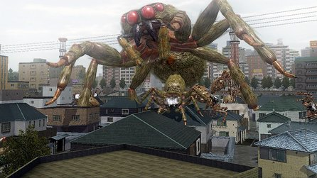 Earth Defense Force 2025 - Test-Video zum Gaga-Shooter