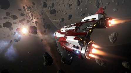 Elite: Dangerous - Kontrollbesuch-Test zum Powerplay-Update