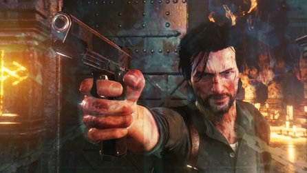 The Evil Within 2 - Gameplay-Trailer: Kämpfe, Monster, falsche Welten