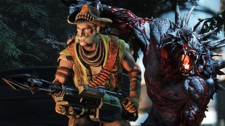 Evolve - Preview-Video: So spielt sich das Multiplayer-Actionspiel