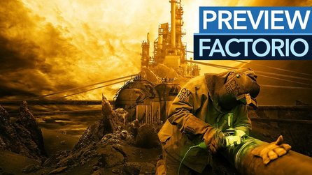 Factorio - Preview-Video zum Early-Access-Hit auf Steam