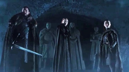 Game of Thrones - Weiterer Teaser-Trailer enthüllt Starttermin der finalen Staffel im April