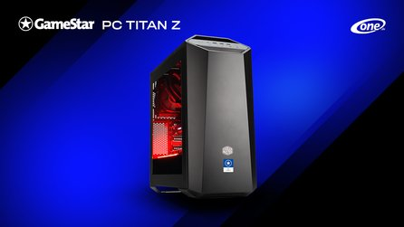 ONE GameStar-PC TITAN Z - Gaming-Supercomputer mit GeForce RTX 2080 Ti