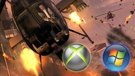 GTA 4: Episodes from Liberty City - Grafikvergleich: PC vs. Xbox 360