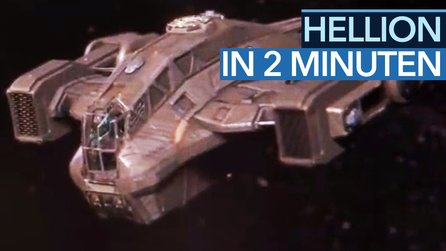 Hellion in 2 Minuten - Das »kleine Star Citizen« hat Atemnot