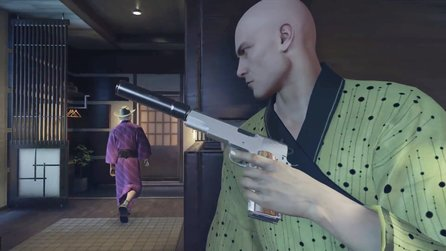 Hitman: Definitive Edition - Launch-Trailer zum Release der Killer-Kollektion