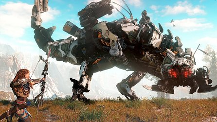 Horizon Zero Dawn im Gameplay-Trailer: Die PC-Version sieht fantastisch aus